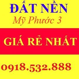 Lô i30 Mỹ Phước 3|Lô i30 Chính chủ cần bán gấp 0918532888