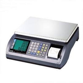 Cân tính tiền CAS Poscale 6kg-30kg, Cân tính giá CAS 6kg -30kg in bưu giá rẻ