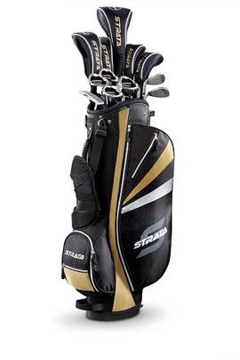 Bộ gậy Golf Callaway Strata Plus Men's Complete Golf Set with Bag, 18-Piece