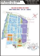 Tp. Hồ Chí Minh: (0918481296 Chính Chủ) Bán đất đông thủ thiêm lô A41 Giá bán 17 triệu CL1197225