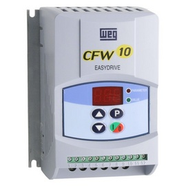WEG CFW-10 - 0.75kW or 0.55kW 230V 1ph to 3ph Cold Plate AC Inverter Drive Speed