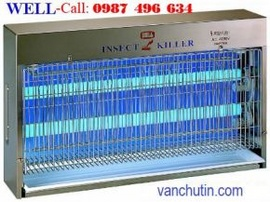 Đèn diệt côn trùng we-200-2s giá rẻ, đèn diệt côn trùng well we-200-2s giá tốt
