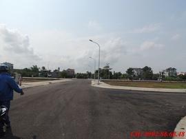 Bán đất nền nhà phố QL13, giá 8,5tr/ m2, view sông, mặt tiền đường 20m