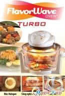 Tp. Hà Nội: Khuyến mại đặc biệt - Nồi nướng đa năng chính hãng Hallogen Flavor Wave Turbo CL1198503