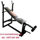 Tp. Hà Nội: Ghế tập tạ đơn Xuki , Tập thể hình bằng các giàn máy tập thể hình, thể dục, thể CL1200835