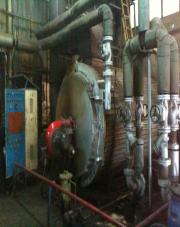 Thiết kế, thi công Lò dầu tải nhiệt đốt dầu Áp suất làm việc lên đến 7 bar, .