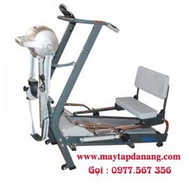 dụng cụ tập chạy bộ cơ KL 9938, máy tập chạy hiệu quả tốt cho tim mạch