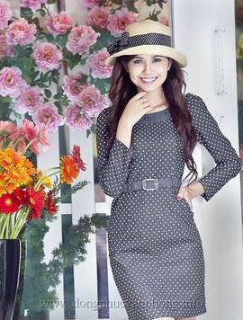 Đồng phục công sở đẹp, rẻ -thời trang Nguyễn Gia