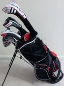 Tp. Hồ Chí Minh: Bộ gậy chơi Golf TaylorMade Mens Complete Golf Club Set Taylor Made RH Stiff Fle CL1202823