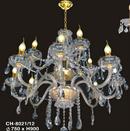 Đăk Nông: muôn kiểu đèn chùm, đèn chùm nhiều kiểu dáng, đèn chùm pha lê cao cấp CL1202120