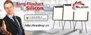 Tp. Hà Nội: bảng flipchart, bảng hàn quốc dùng cho các cuộc hội thảo văn phòng giá rẻ !!!! CL1206071