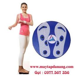 xoay eo B100, dụng cụ xoay eo xoay 360 độ, bàn xoay eo giảm cân giảm mỡ bụng