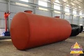 Bồn thép inox composite bồn tròn elip vuông bán bồn xăng dầu cũ