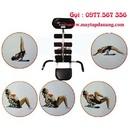 Tp. Hà Nội: Máy tập bụng Black Power , máy chuyên giảm mỡ eo bụng, giảm cân hiệu quả giá rẻ CL1204387