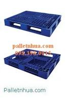 Tp. Hồ Chí Minh: Pallet nhựa kê hàng hóa, kê kho, dùng cho xe nâng tay, xe nâng cao, xe nâng độ CL1203727