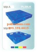 Tp. Hồ Chí Minh: Pallet nhựa dùng kê -lót kho, pallet nhựa kê kho chuyên nghiệp CL1203727
