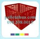 Tp. Hồ Chí Minh: Thùng nhựa đặc rỗng – hộp nhựa đựng thực phẩm, khay linh kiện, thùng nhựa CL1203727