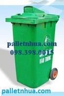 Tp. Hồ Chí Minh: Thùng rác công cộng nhựa , thùng nhựa công nghiệp, pallet nhựa CL1206275P10
