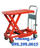 Tp. Hồ Chí Minh: Xe nâng tay thấp, nâng tay cao, xe nâng phuy CL1206275P10