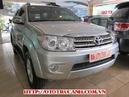 Tp. Hà Nội: bán Toyota fortuner G, đời 2010, màu bạc CL1210904P4