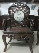 Tp. Hồ Chí Minh: Bán bộ ghế gỗ trắc 7 món, sử dụng đã lâu đời còn nguyên vẹn CL1216641P11
