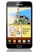 Tp. Hà Nội: Samsung Note 1- N7000 Black/ White(Mới 100%) (1) CL1206186