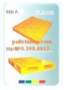 Tp. Hồ Chí Minh: Chuyen Pallet nhựa dùng kê -lót kho, pallet nhựa kê kho chuyên nghiệp CL1206761P4