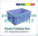 Tp. Hồ Chí Minh: Chuyên Thùng nhựa đặc rỗng, hộp nhựa đựng thực phẩm, khay linh kiện, thùng nhựa CL1206761P4
