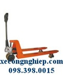 Tp. Hồ Chí Minh: chuyên Xe nâng tay pallet điện , xe nâng phuy, xe nâng điện bán tự động. CL1205765
