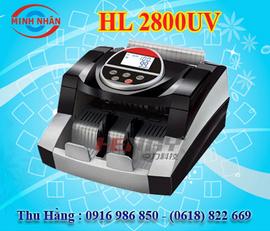máy đếm tiền Henry HL-2800 - giá rẻ nhất - đếm chuẩn xác