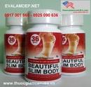 Tp. Hà Nội: Beautiful slim body - Thuốc giảm cân thảo dược tốt nhất của Mỹ. CL1214520