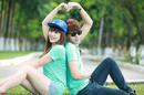 Tp. Đà Nẵng: Áo thun đôi hè 2013 tại Đà Nẵng CL1218338