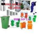 Tp. Hồ Chí Minh: chuyên bán thùng rác công cộng:120l ít, 240 lít, 660 lít Mỹ Hòa 0985 349 137 CL1208431