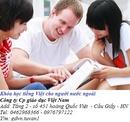 Tp. Hà Nội: Đào tạo tiếng việt, dạy tiếng Việt cho người nước ngoài o hà nọi CL1211024