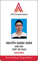 Tp. Hồ Chí Minh: In thẻ nhân viên hình ảnh sắc đẹp LH Ms Hạn 0907077269-0912803739 CL1208790