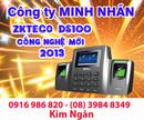 Lào Cai: Máy chấm công ZKTECO-DS100 giá thấp, giao hàng và bảo hành tại Lào Cai CL1209269
