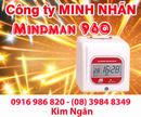Đồng Nai: Máy chấm công Mindman M960 lắp đặt tại Đồng Nai, giá rẻ. Lh:0916986820 Ms. Ngân CL1209269