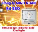 Hoà Bình: Máy chấm công RJ-880 giá thấp, lắp đặt và bảo hành tại Hòa Bình. LH:0916986820 CL1209269