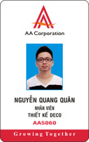 Tp. Hồ Chí Minh: In thẻ membership, thẻ proximity giá rẻ LH Ms Hạn 0907077269 CL1209630
