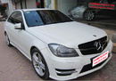 Tp. Hà Nội: Mercedes C300 AMG, V3. 0, màu trắng, đời 2011, Anh Dũng Auto bán 1450 triệu CL1210037