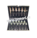 Tp. Hà Nội: Set 4 dao, thìa dĩa cao cấp nhập khẩu Đức CL1217975