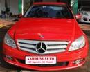 Tp. Hà Nội: Mercedes C200 CGI, màu đỏ, đời 2010, số tự động, Anh Dũng Auto bán 1080 triệu CL1210714
