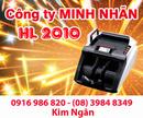 Yên Bái: Máy đếm tiền HL-2010 giao hàng và bảo hành tại Yên Bái. Lh:0916986820 Ngân RSCL1209333