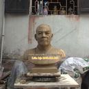 Tp. Hà Nội: đúc tượng chân dung thờ cung, duc tuong dong CL1218466
