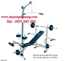 Tp. Hà Nội: giàn tập tạ tập cơ bắp cho nam giới đa năng Multy Ben 501, dụng cụ đẩy tạ rẻ nhất CL1214128