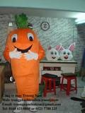 Tp. Hồ Chí Minh: nhận may, bán và cho thuê mascot trái cà rốt giá rẻ CL1212639