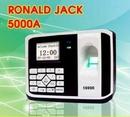 Tp. Hà Nội: Máy chấm công Ronald Jack 5000 CL1212630P2