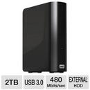 Tp. Hồ Chí Minh: Ổ cứng cắm ngoài WD My Book 2TB External Drive - USB 3. 0/2. 0, Backup Software & CL1218495