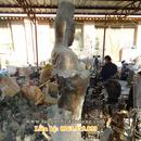 Tp. Hà Nội: Tượng Phật A Di Đà bằng đồng tượng phật, tượng phật bằng đồng, đúc tượng đồng, CL1322446