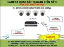 Tp. Hà Nội: Làm thế nào để lựa chọn Bộ camera quan sát Taiwan giá tốt nhất hiện nay ! CL1218400